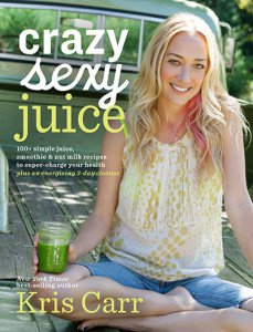 Crazy Sexy Juice book
