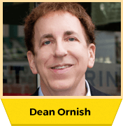 Dean Ornish, M.D. – The Four Pillars of Lasting Health