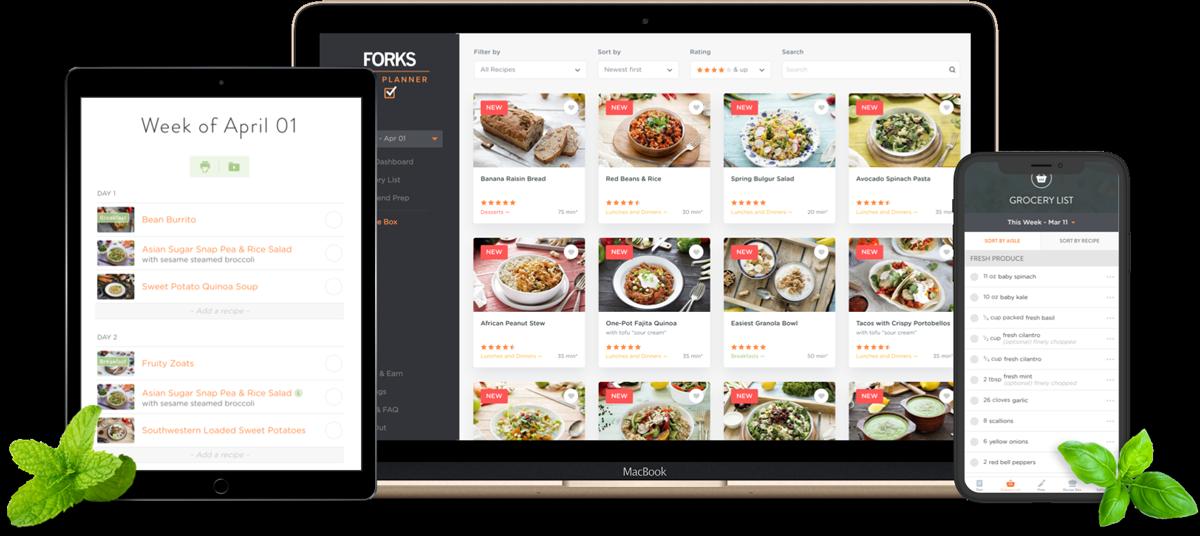 Forks Over Knives App