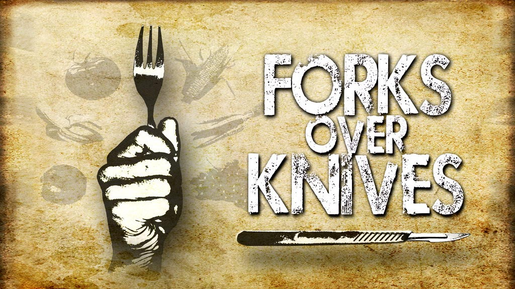 Forks Over Knives graphic