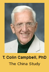 T. Colin Campbell, PhD The China Study