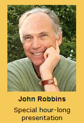 John Robbins Special hour-long presentation