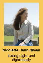 Nicolette Hahn Niman Eating Right and Righteously
