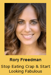Rory Freedman Stop Eating Crap & Start Looking Fabulous