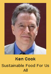 Ken Cook Sustainable Food For Us All