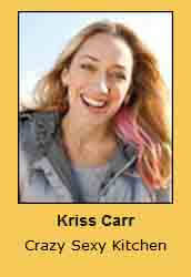 Kriss Carr Crazy Sexy Kitchen