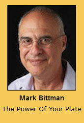 Mark Bittman The Power Of Your Plate