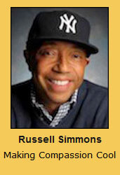 Russell Simmons Making Compassion Cool