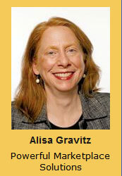 Alisa Gravitz Powerful Marketplace Solutions