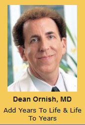 Dean Ornish, MD Add Years To Life & Life To Years