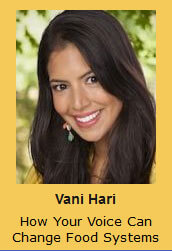Vani Hari How Your Voice Can Change Food Systems