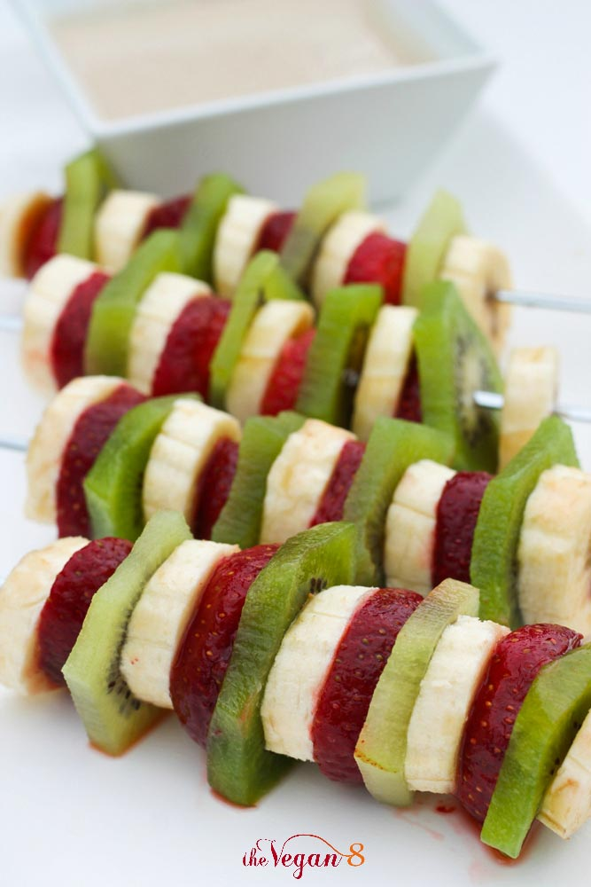 fruit salad kabob