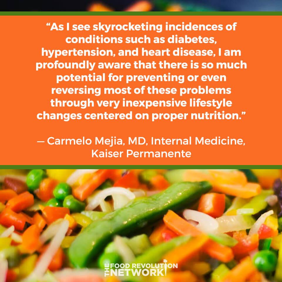 Future of health care - nutrition