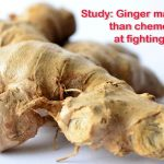 Study: Ginger fights cancer