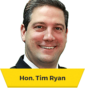 Congressman Tim Ryan – Sane Food Policy: What It's Going To Take