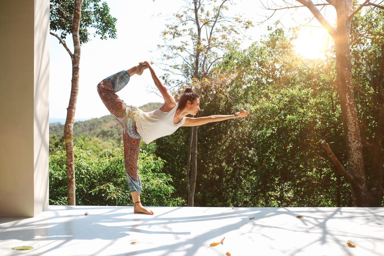 yoga: natural medicine resource