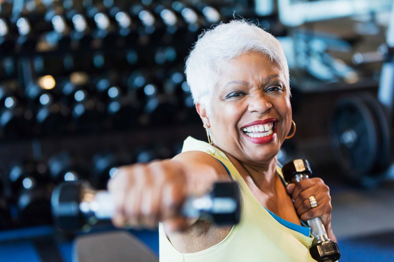 How to prevent osteoporosis - strength and resistance training