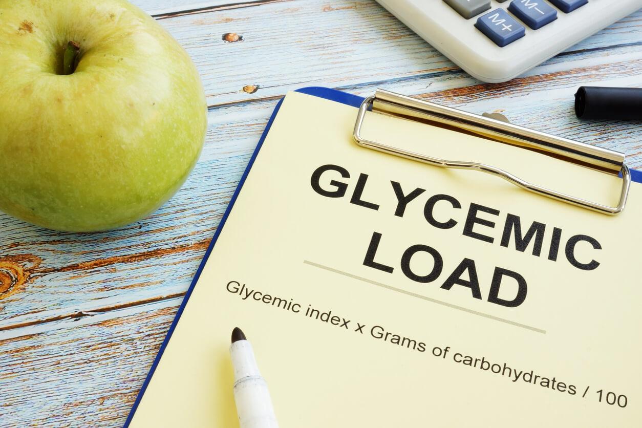 glycemic load gi formula and an apple