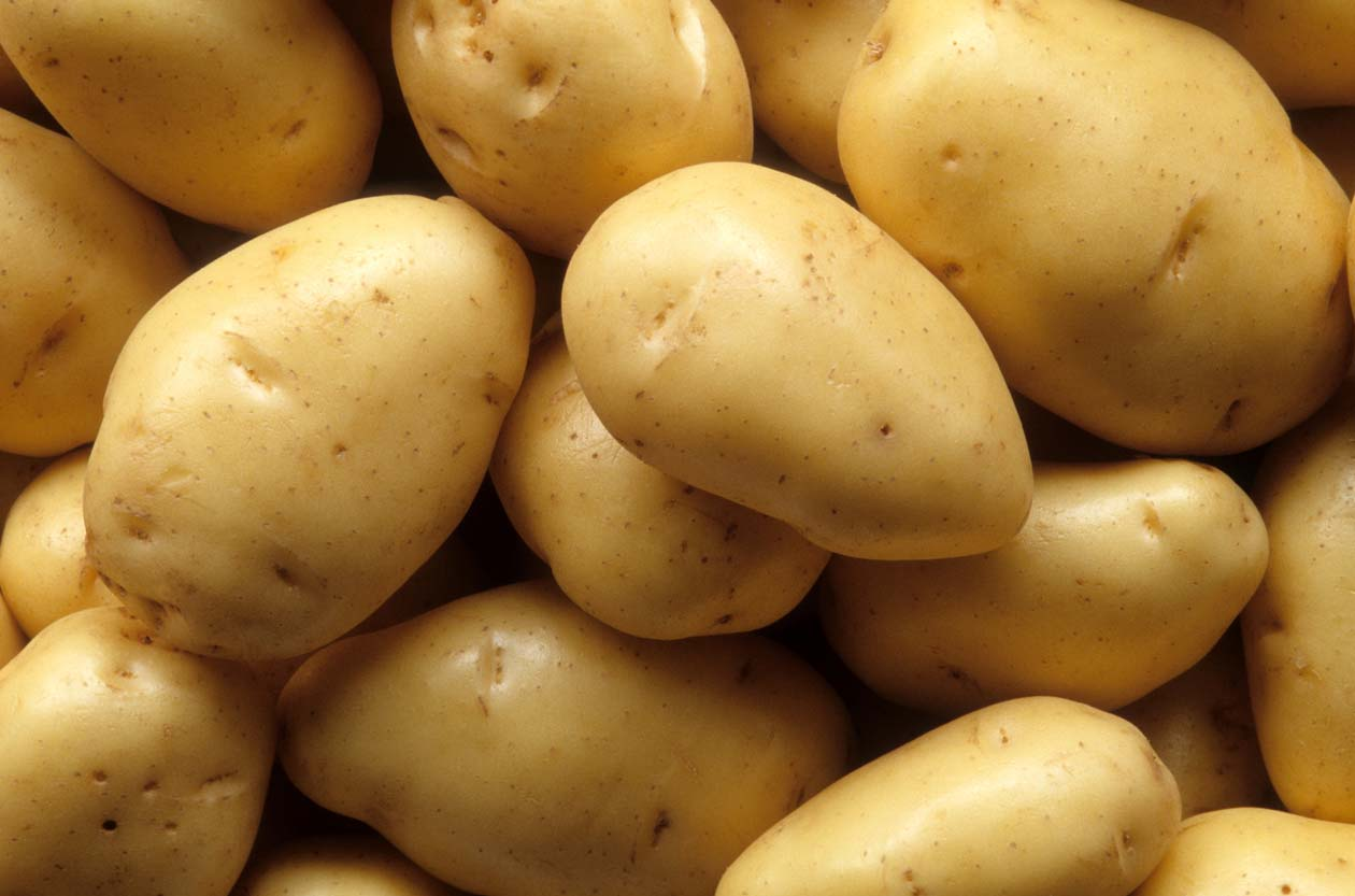 Dirty Dozen - Potatoes