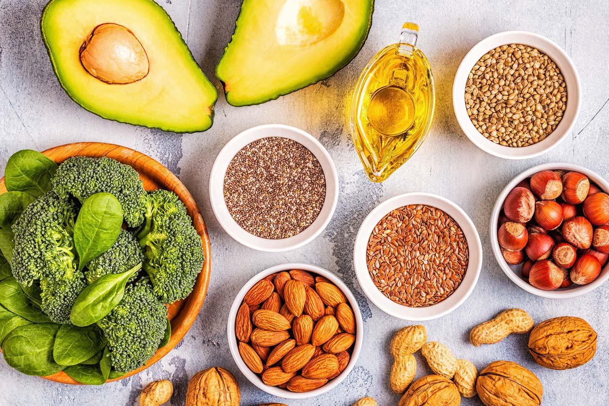 vegan omega-3 sources