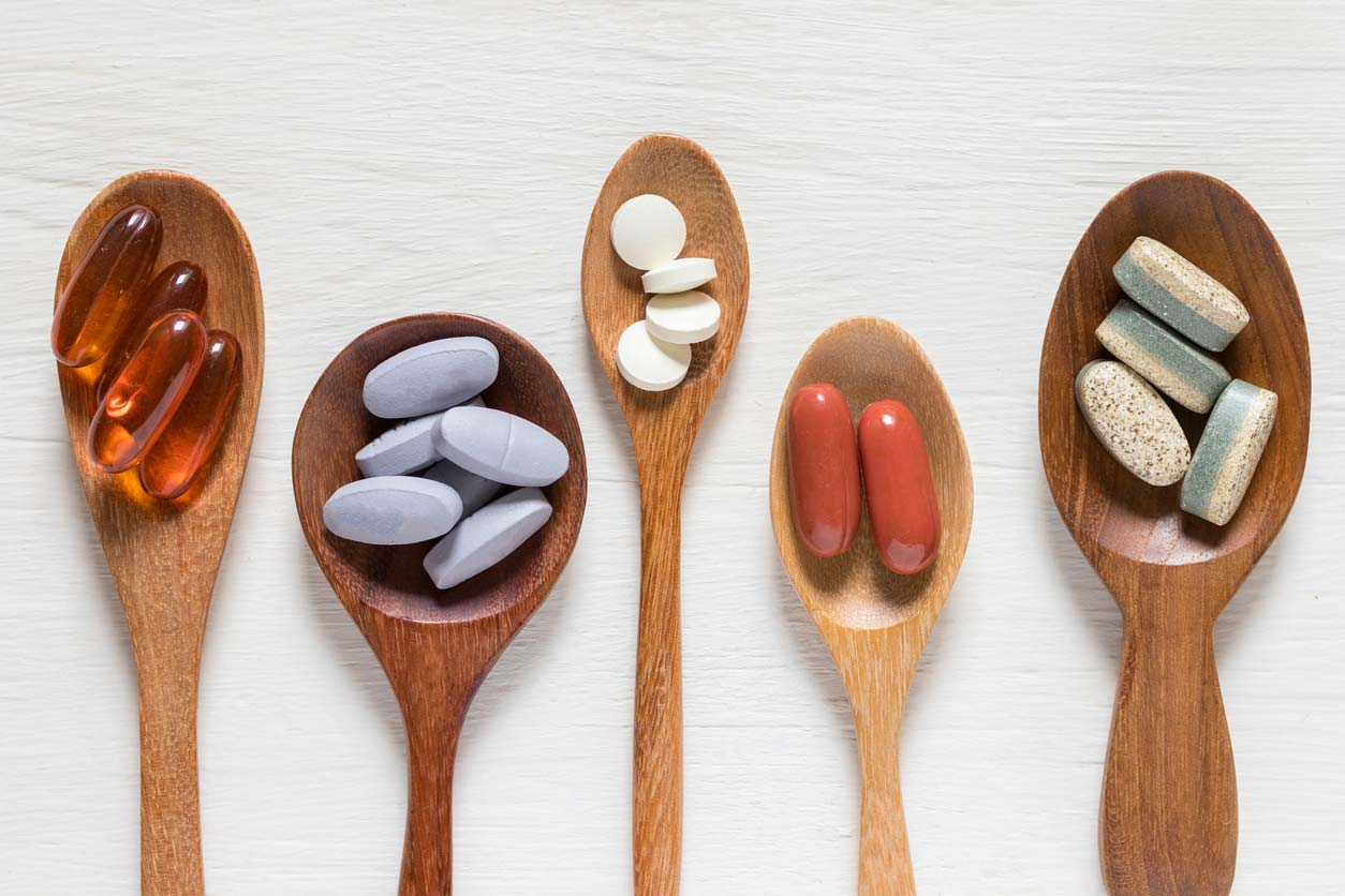 what helps with covid - nutrients like vitamins and minerals