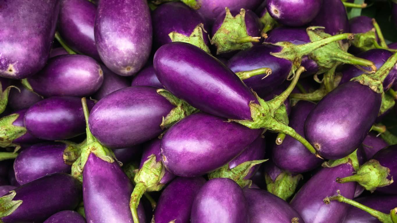 Clean 15 - Eggplants