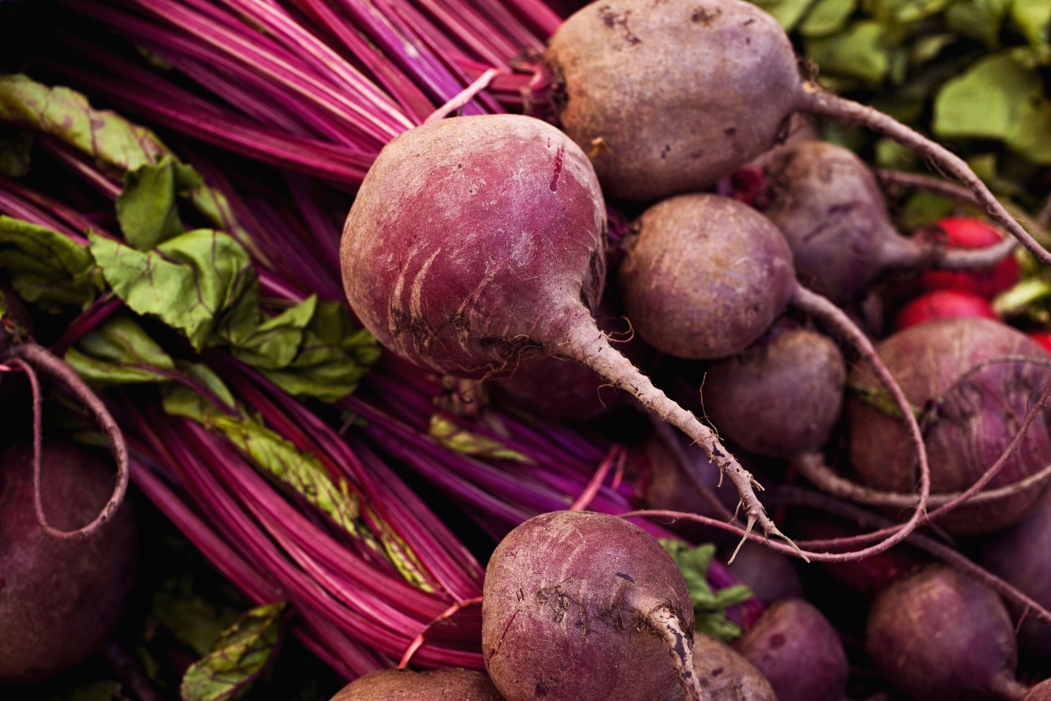 Top detoxifying foods: Beets