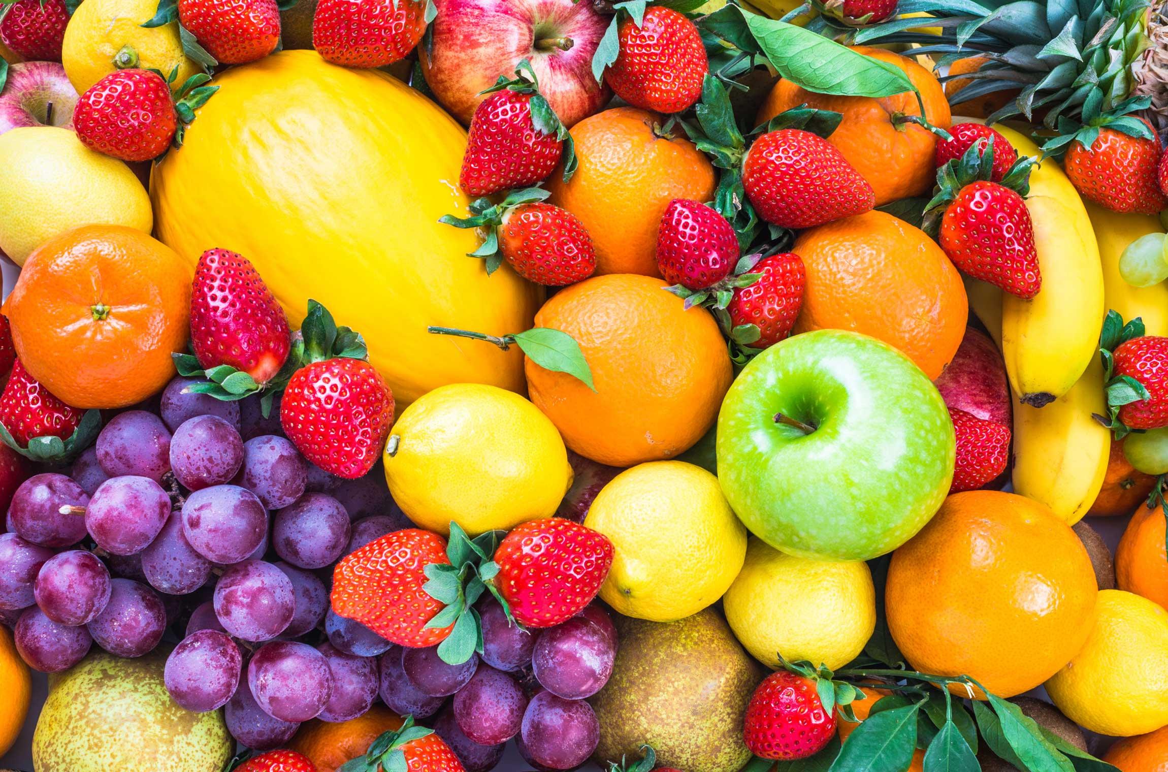 Healthy Snacks: Fruit