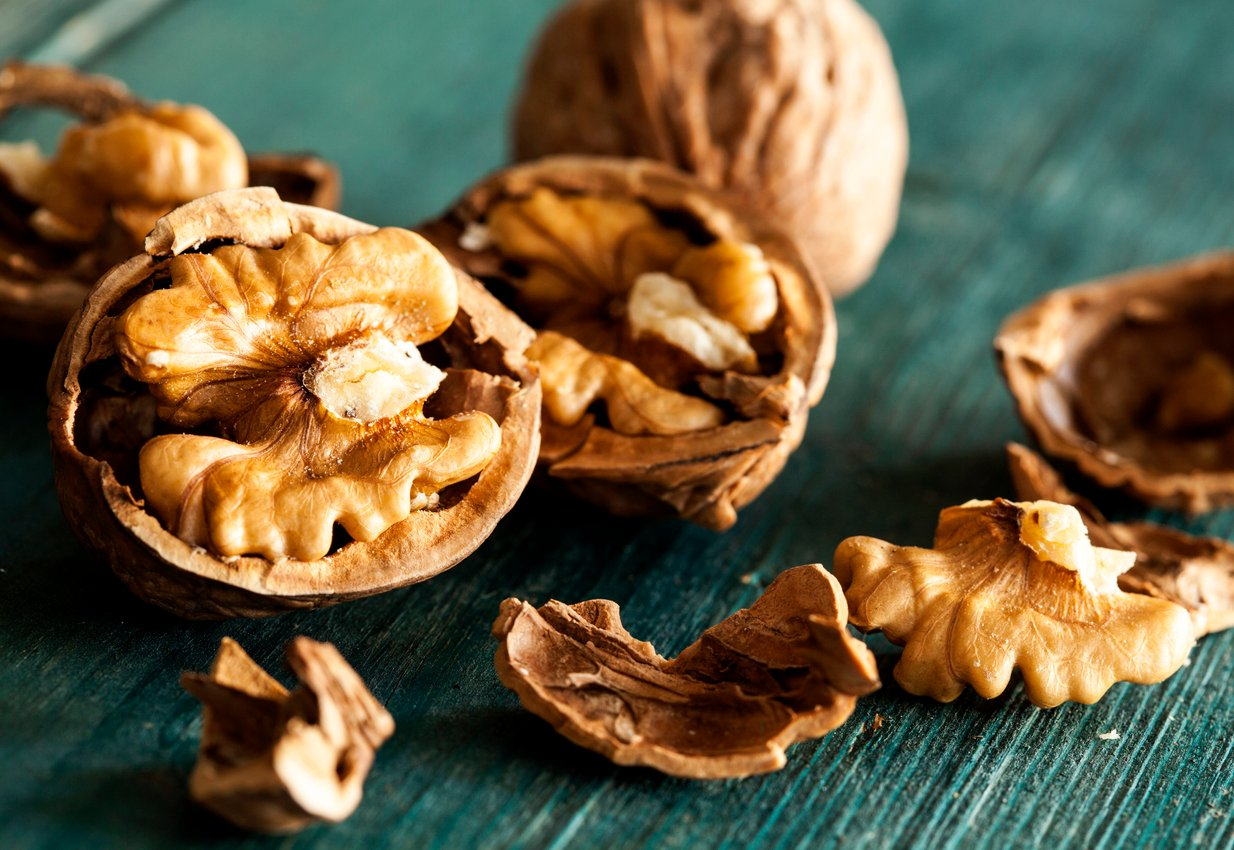 walnuts are one of the healthiest nuts out there