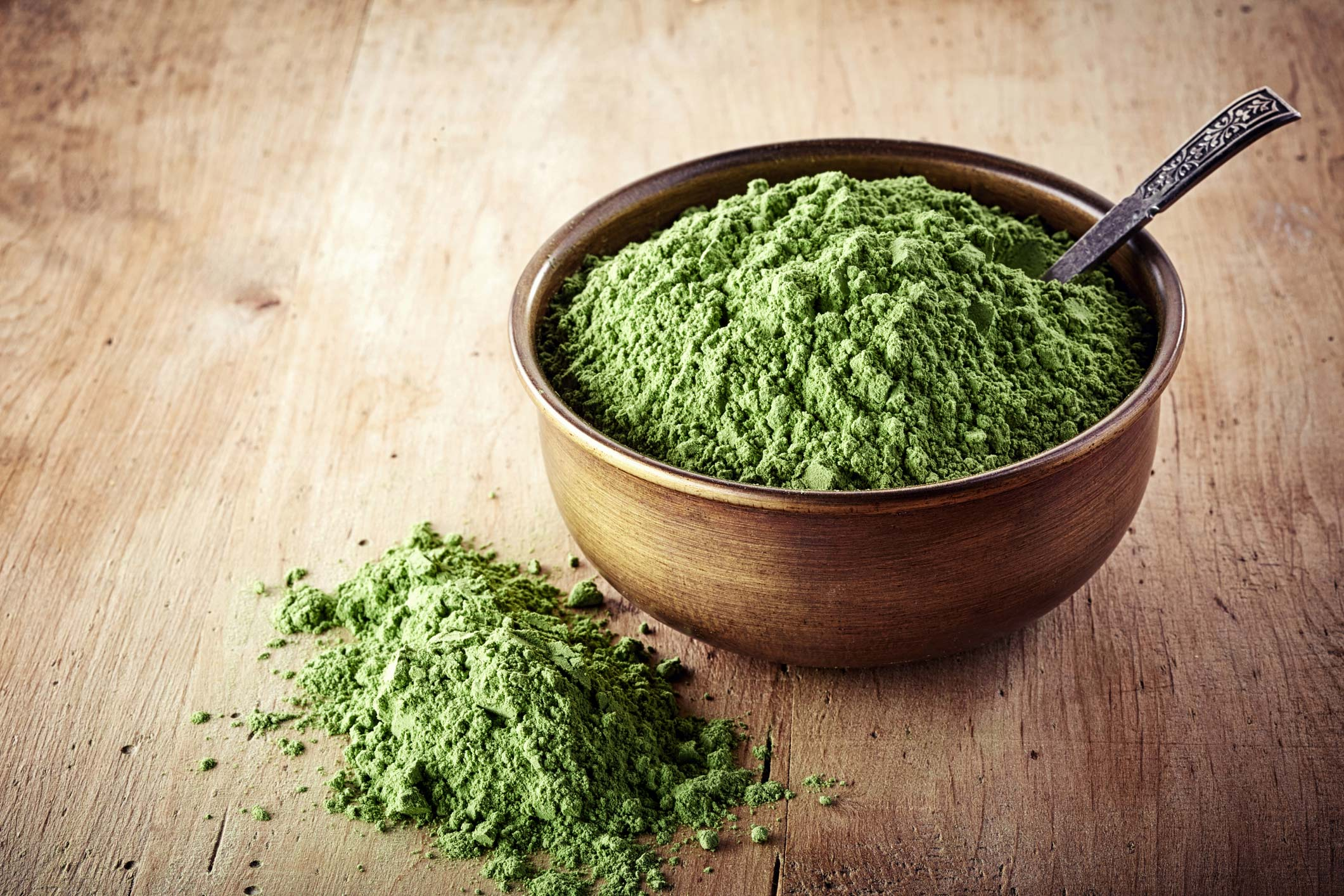 Top detoxifying foods: Chlorella