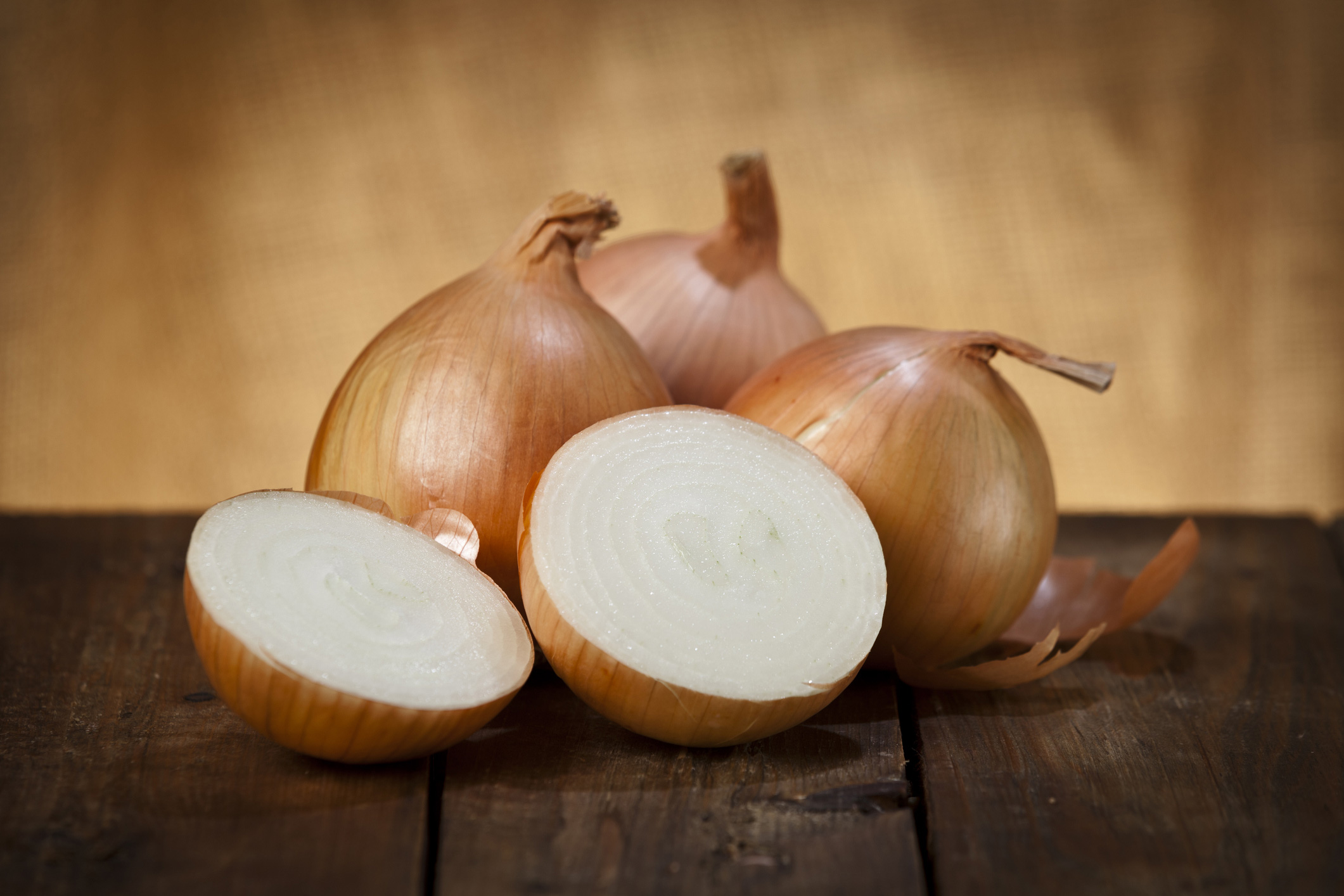 Allium vegetables: Onions