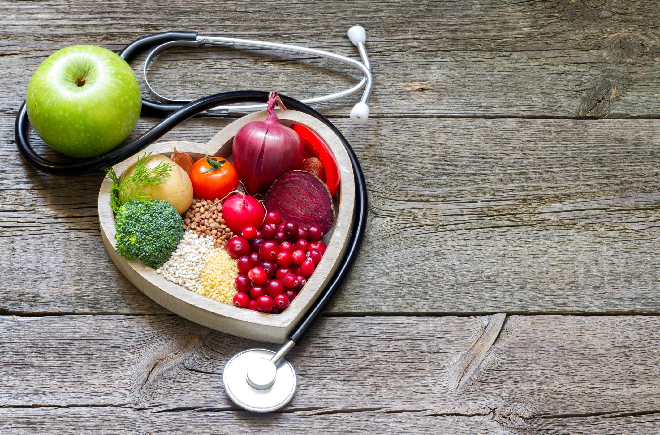 Heart healthy foods: the best diet for heart health