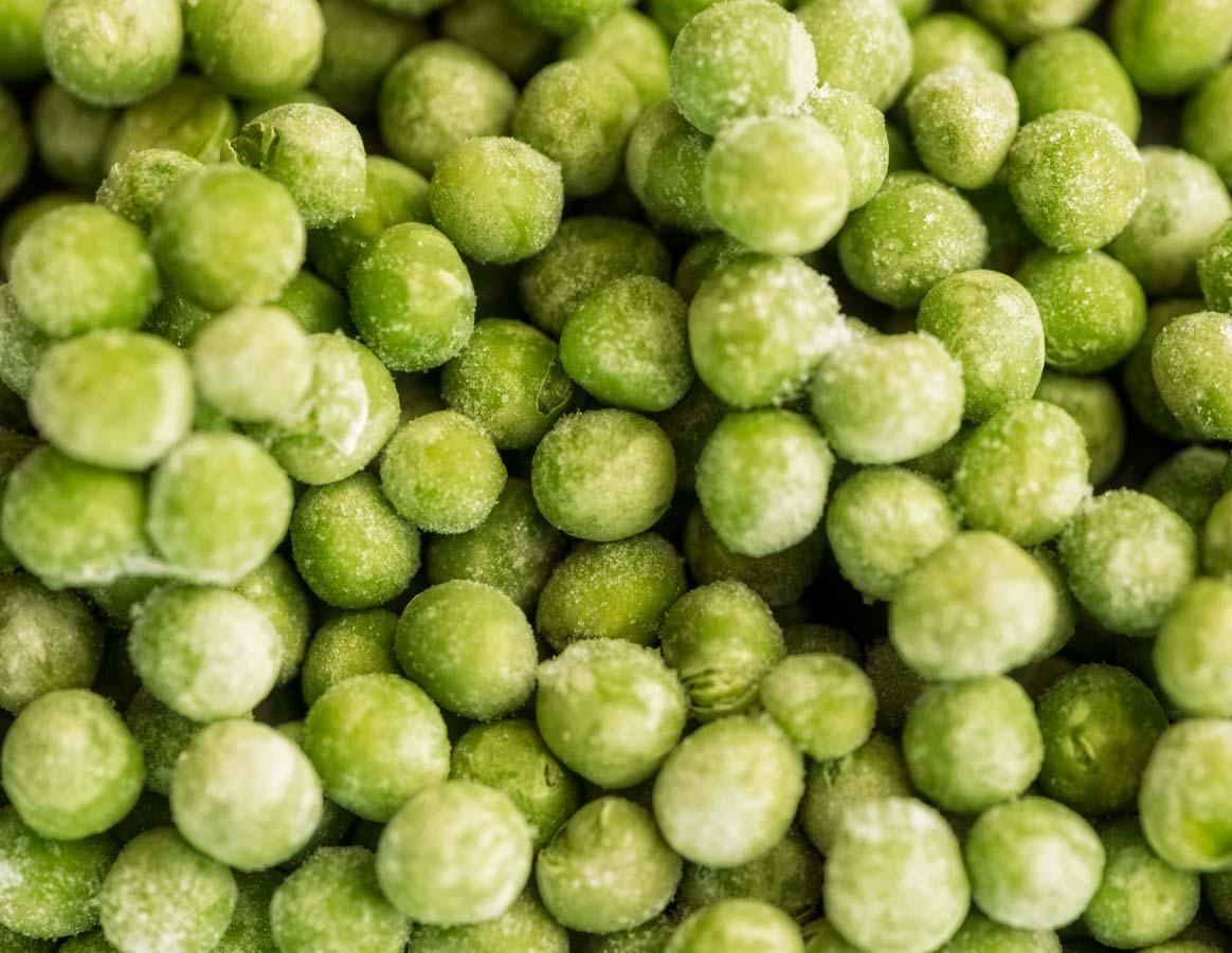 Clean 15 - Sweet peas
