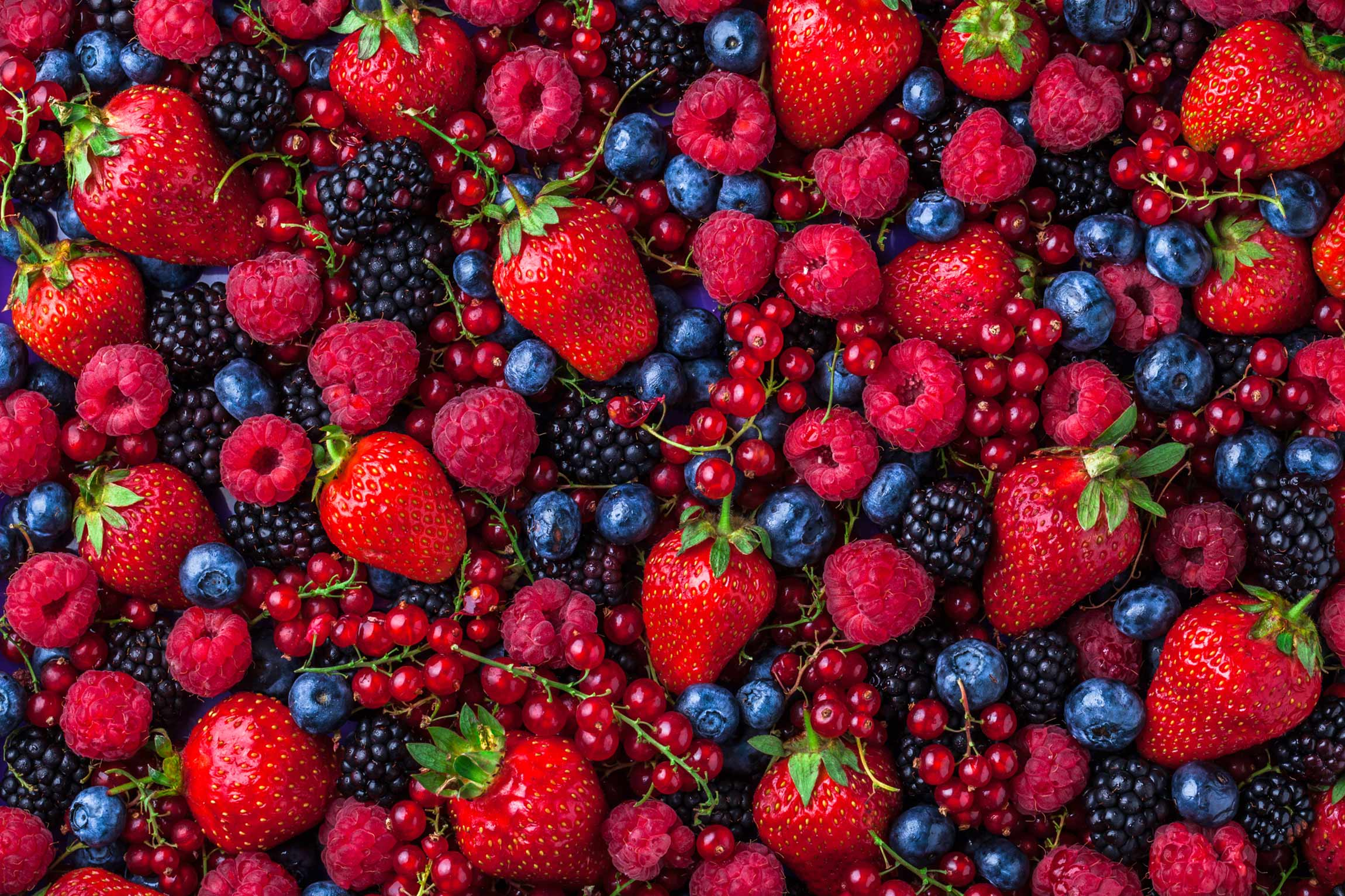Healthy Snacks: Berries