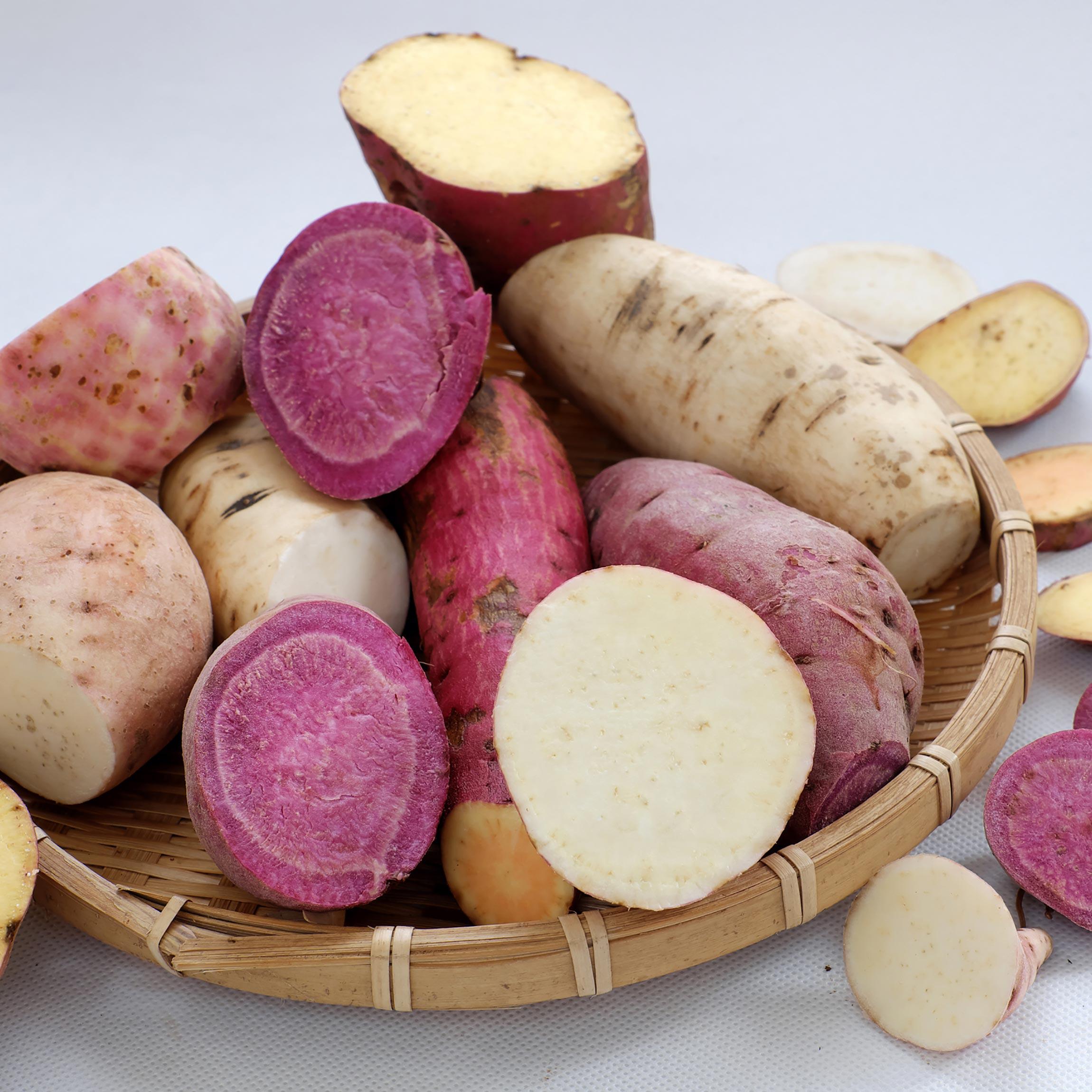 Sweet Potato Health Benefits: 10 Reasons To Eat More Sweet