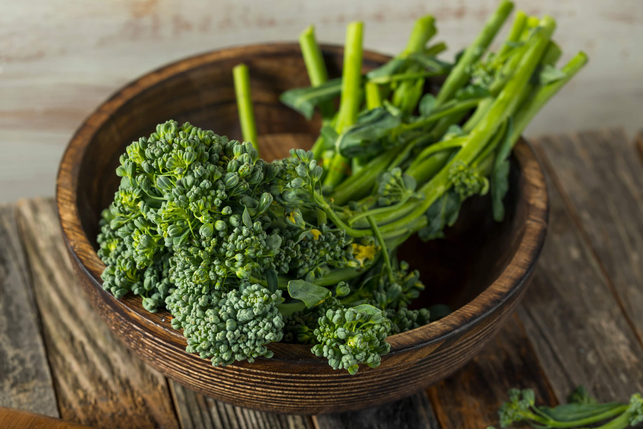 Broccolini raab