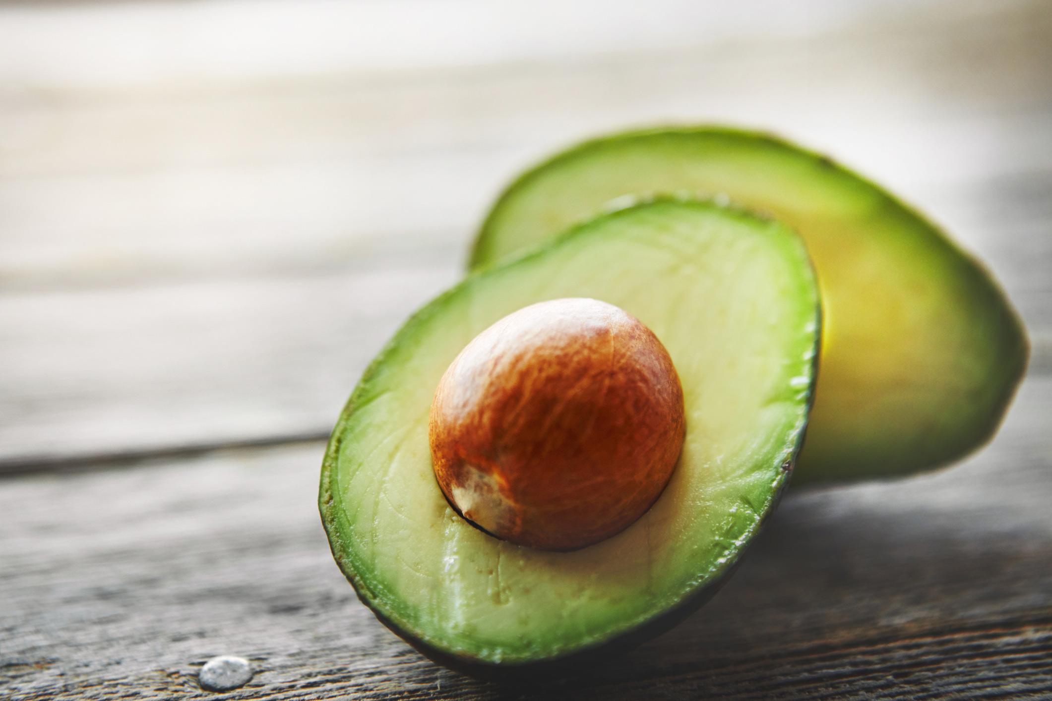 Top heart healthy foods: avocado