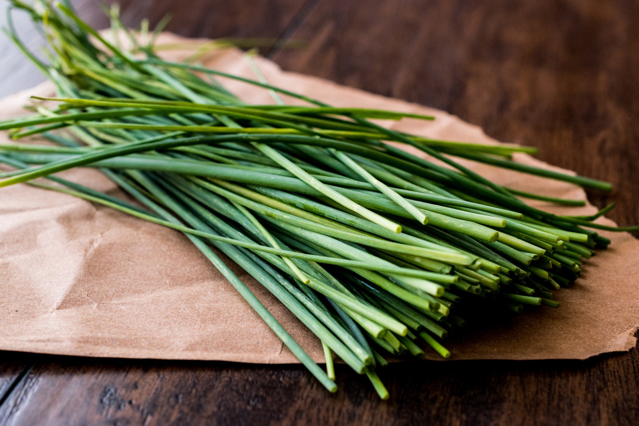 Allium vegetables: Chives