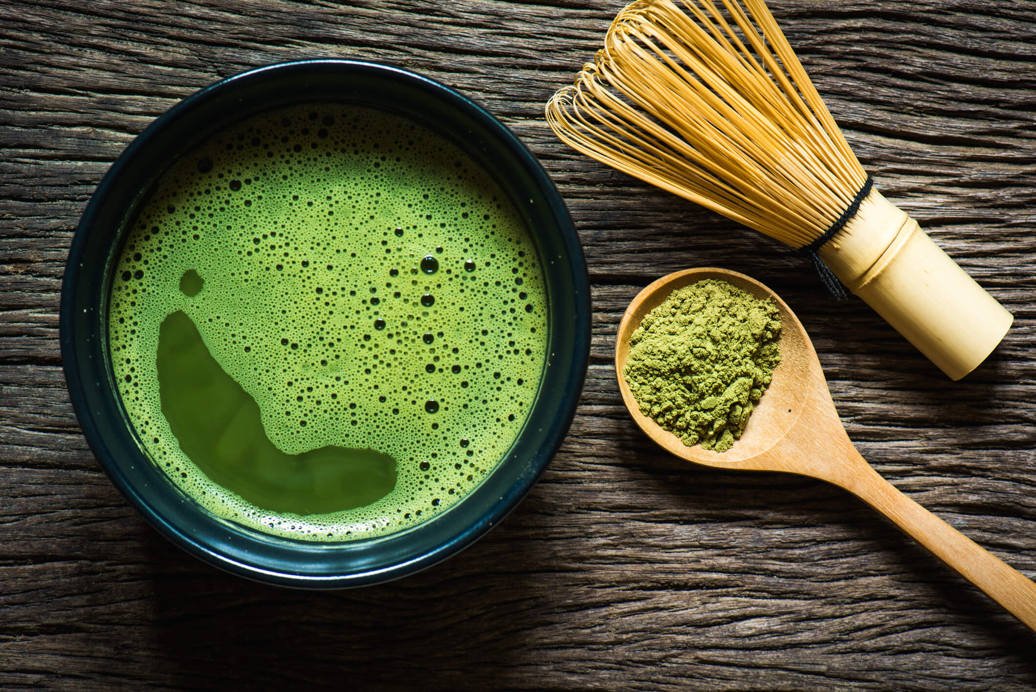 Anti-cancer diet: Matcha