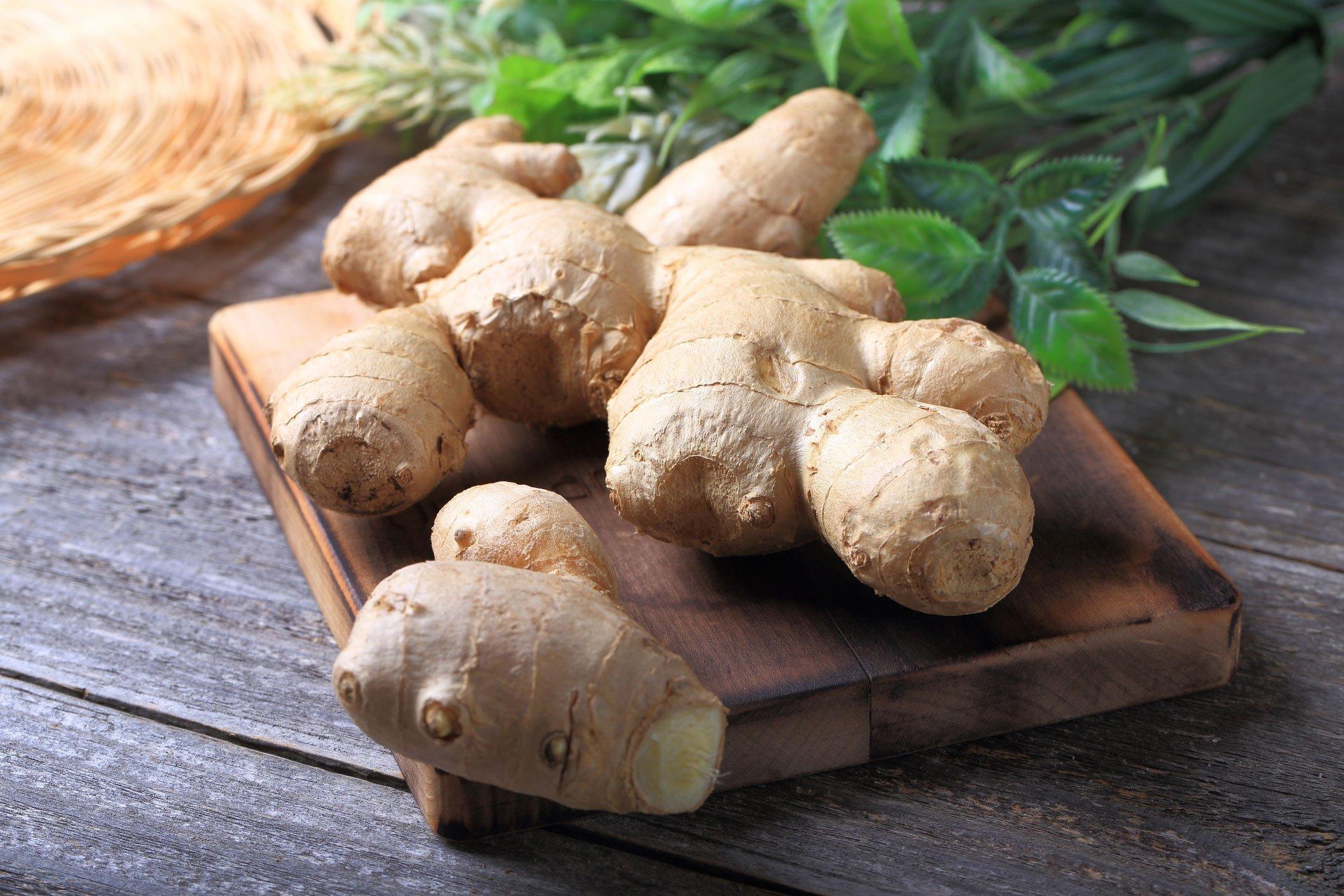 Top heart healthy foods: ginger
