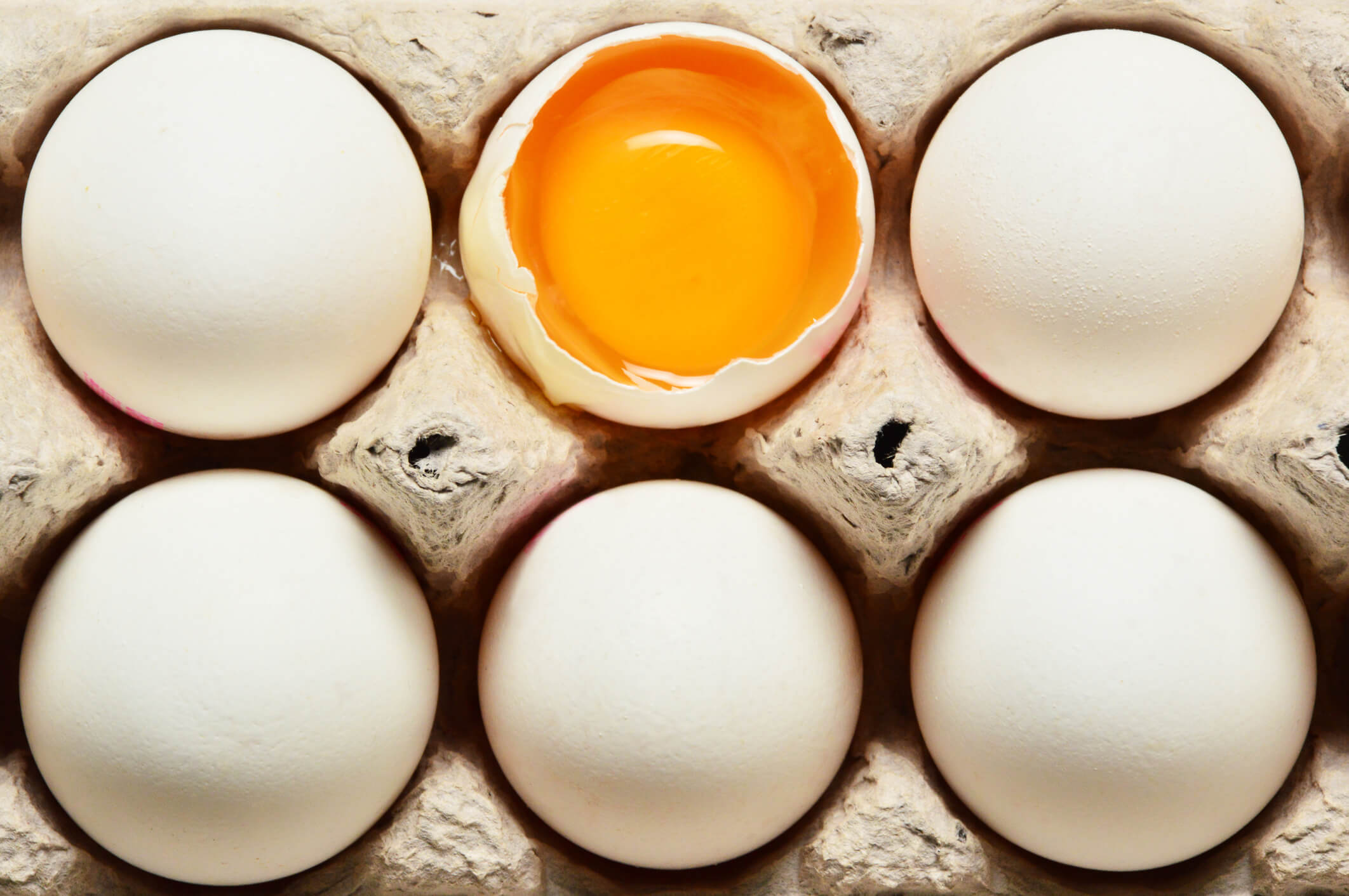 Paleo diet and eggs