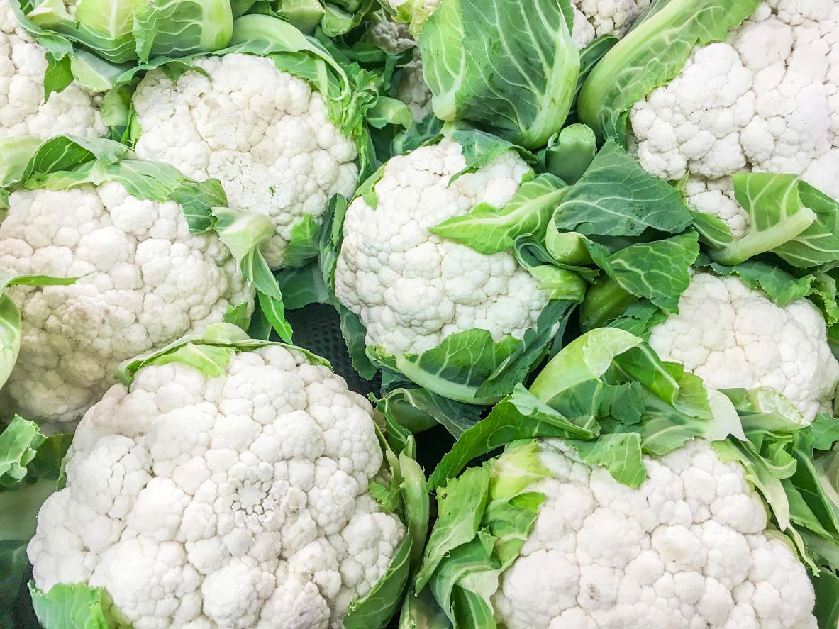 Clean 15 - Cauliflower