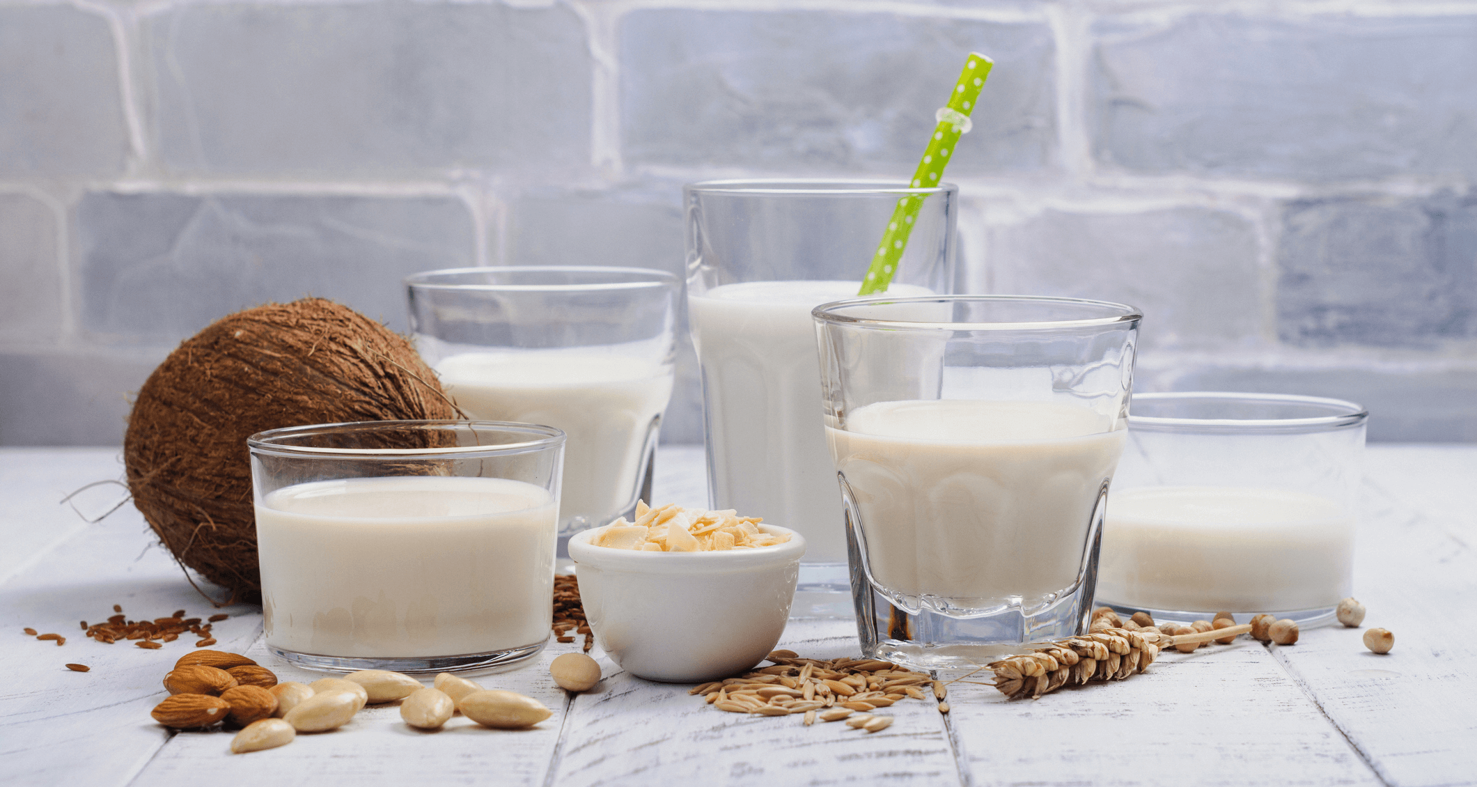 Milk Substitutes The Best And Worst Plant Based Milk Options