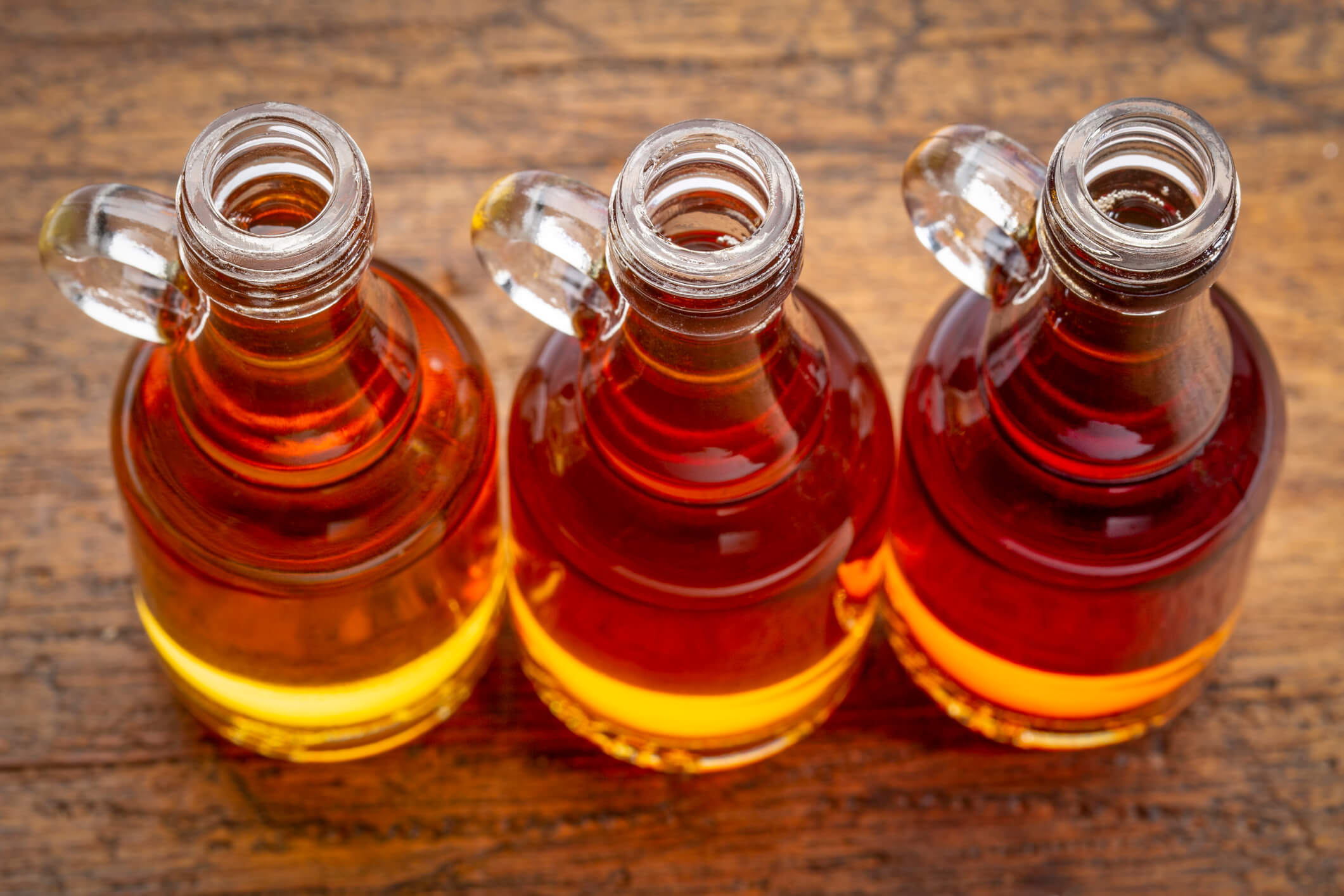 Maple syrup