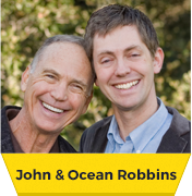John & Ocean Robbins – Summit Hosts