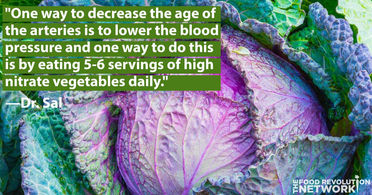 See Why You're Only As Old As Your Arteries — And How to Lower Blood Pressure Naturally