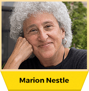 Marion Nestle – Taking On Big Soda (And Winning!)