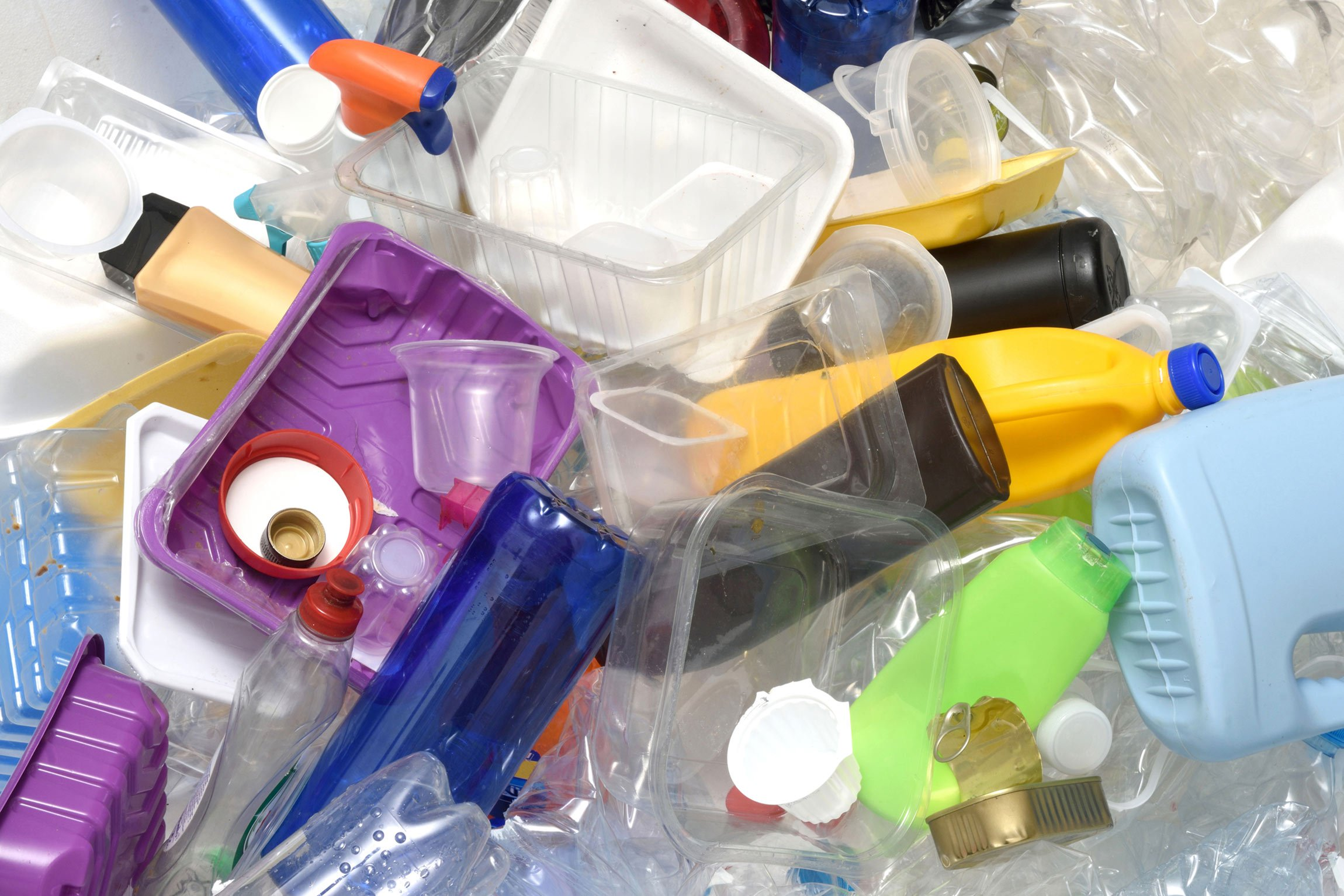 Single-Use Plastics: How You Can Help Solve the Plastic Problem