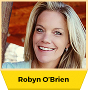Robyn O'Brien – The Food World Is Changing. FAST.