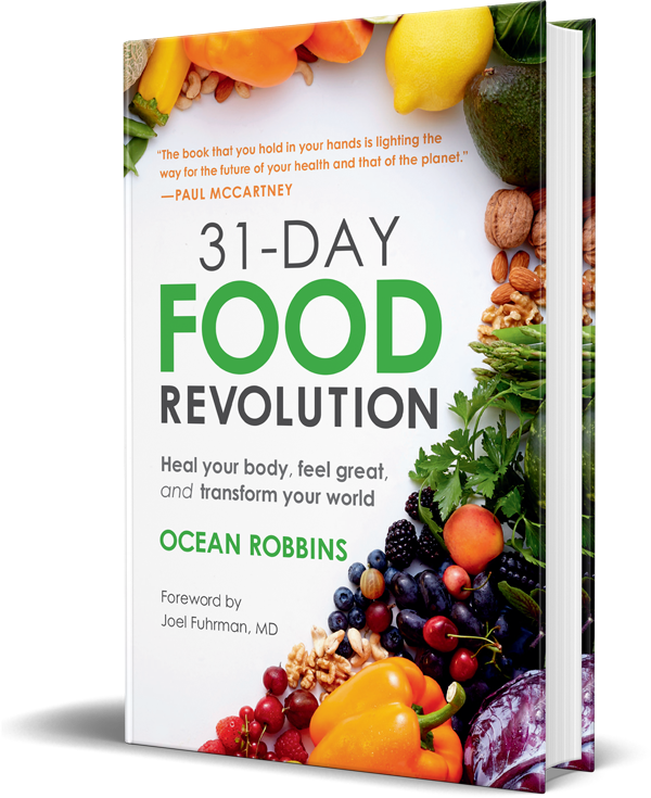 Must-Read Books on Food & Health: 31-Day Food Revolution by Ocean Robbins